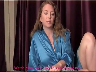 Blonde milf creampied by her stepson - Watch More Vidz Like This At Fxvidz.net