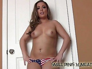 What a little small dick bitch
