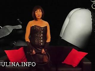 Herrin Carmens Training zur Vorzeigesissy TV-Nutte TV-Schlampe