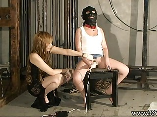 Japanese Mistress Kyouka and masochist woman slave
