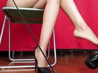 Rebecca Hot in versione Mistress