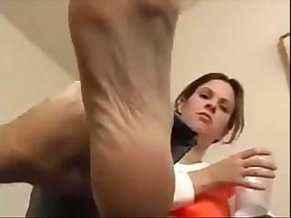 Mistress Foot Slave POV