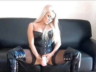 Mistress Strap-On JOI