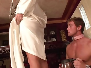 Cuckold Ass Worship/Double Mistress Boot Worship