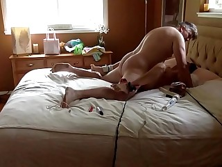 Tied up sex with mistress 1