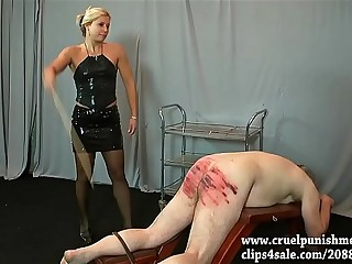 Cruel Punishments, Caning, Whipping, Bastinado