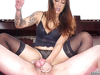 Megan's Cruel Ballbusting Audition