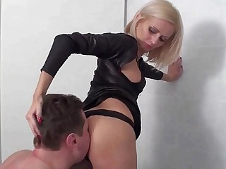 Asshole licking slaves