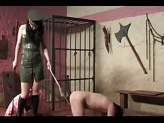 OWK Mistress Sarka and 2 slaves